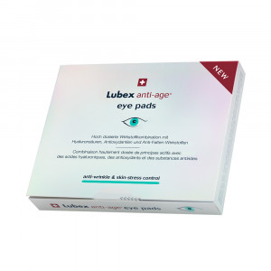 LUBEX Anti-Age Eye-Pads